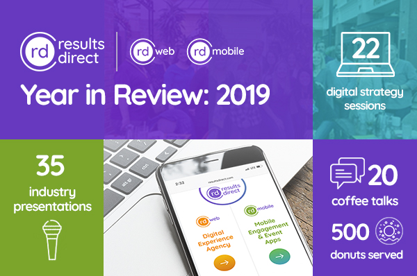 Results Direct Year in Review 2019 | RD Web | Results Direct