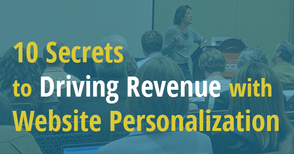 Drive Revenue with Personalization | RD Web | Results Direct