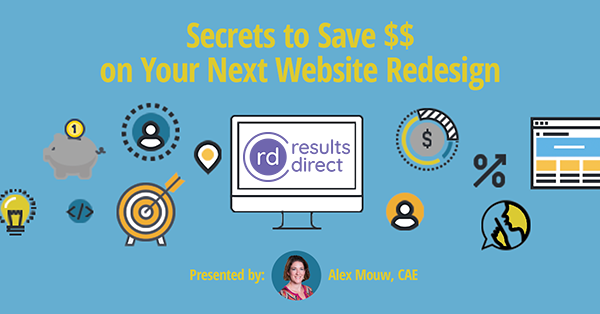 My Website Redesign Budget Saving Tips | RD Web | Results Direct