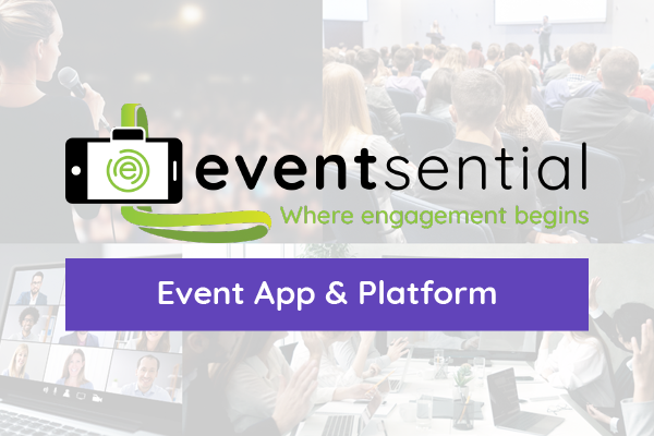 Eventsential Event App and Platform