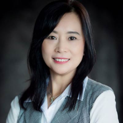 Photo of Christine Zhou